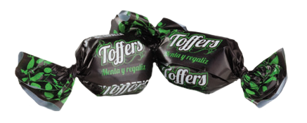 Toffers Mint and licorice